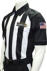 """LHSOA """"High Performance Body Flex Fabric"""" Football Shirt"""