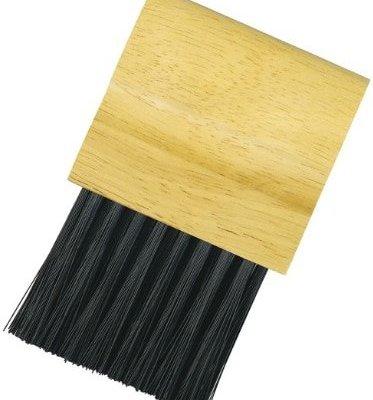Champion Sports Wood Handle Plate Brush