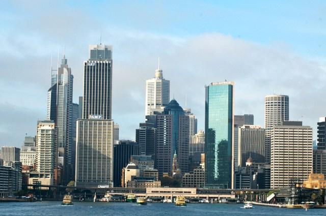 Sydney - A maior cidade da Austrália