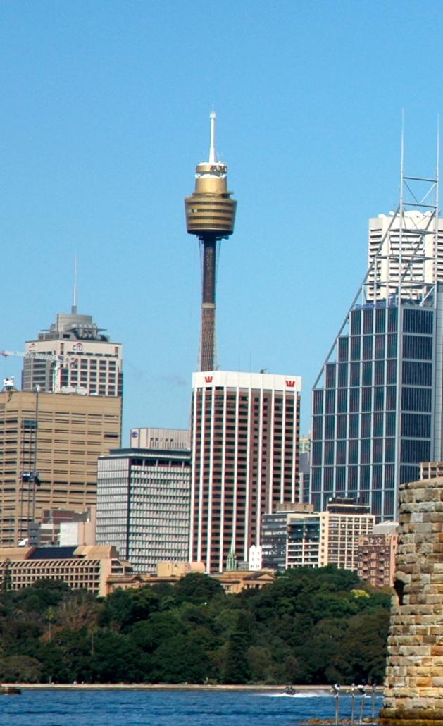 A Sydney Tower
