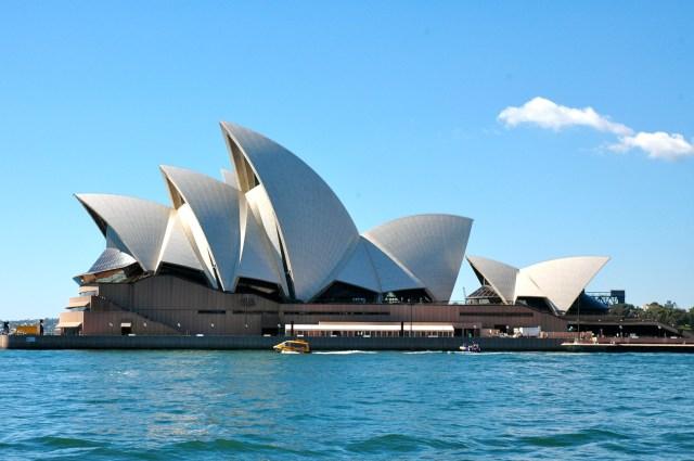 A incrível Ópera House de Sydney