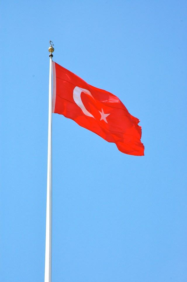Bandeira da República da Turquia