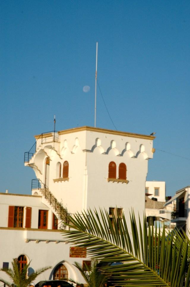A influência turca na arquitetura de Pátmos