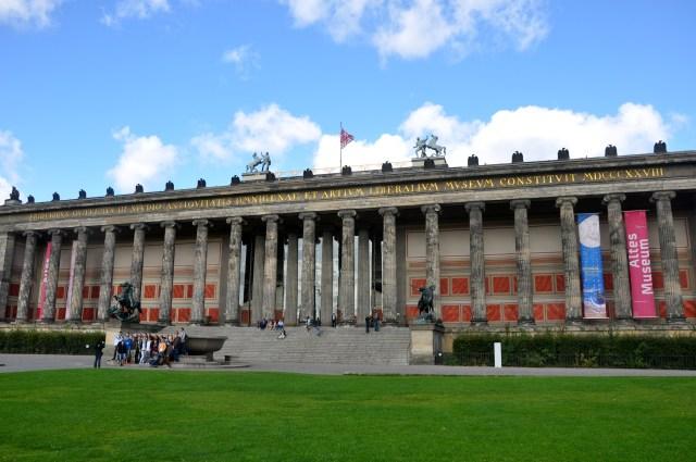 O Museu Antigo de Berlim
