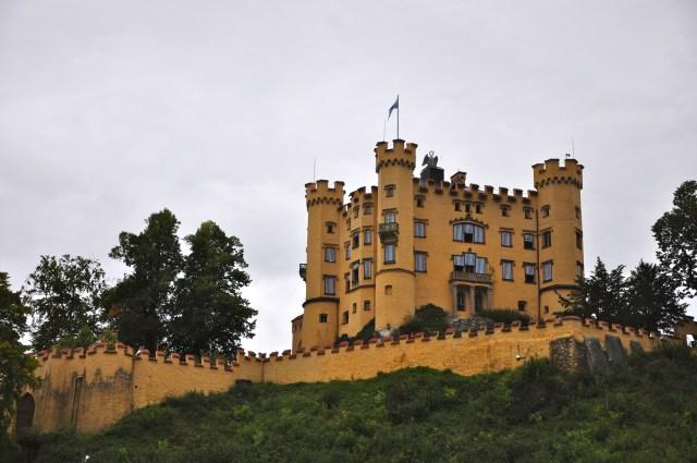 O Castelo de Hohenschwangau