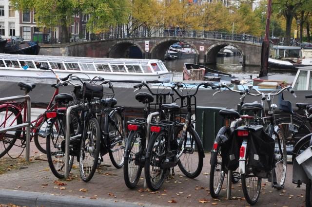 Amsterdan - paixão por bicicletas