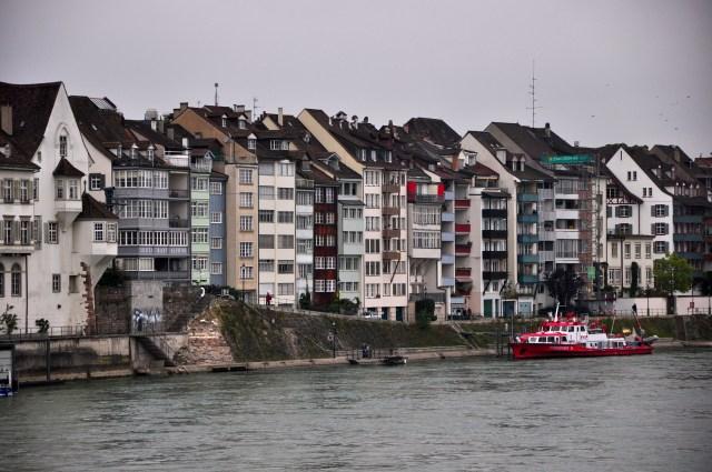 A Cidade de Basel