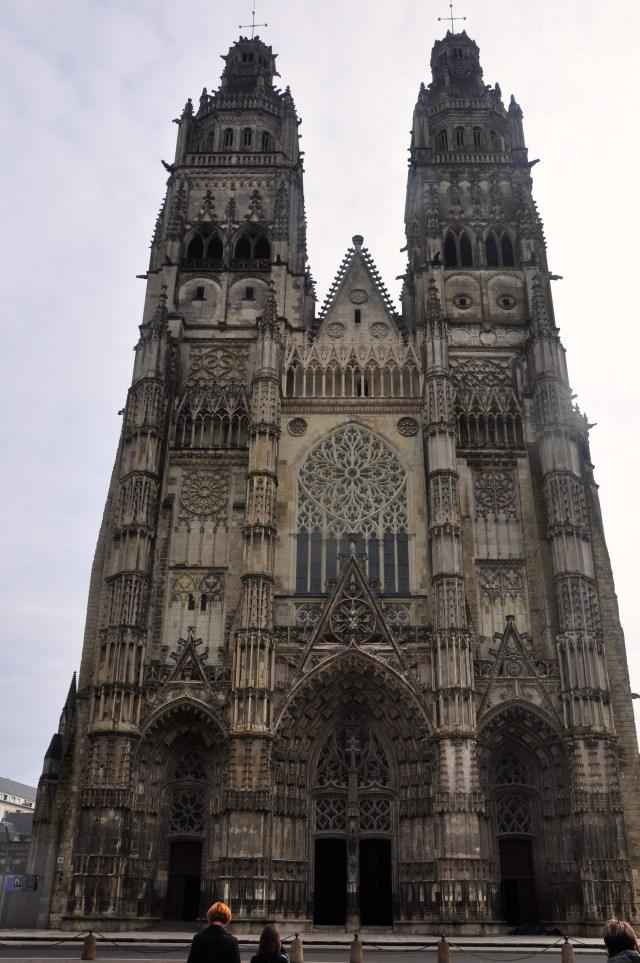 A Catedral Saint Gatien de Tours