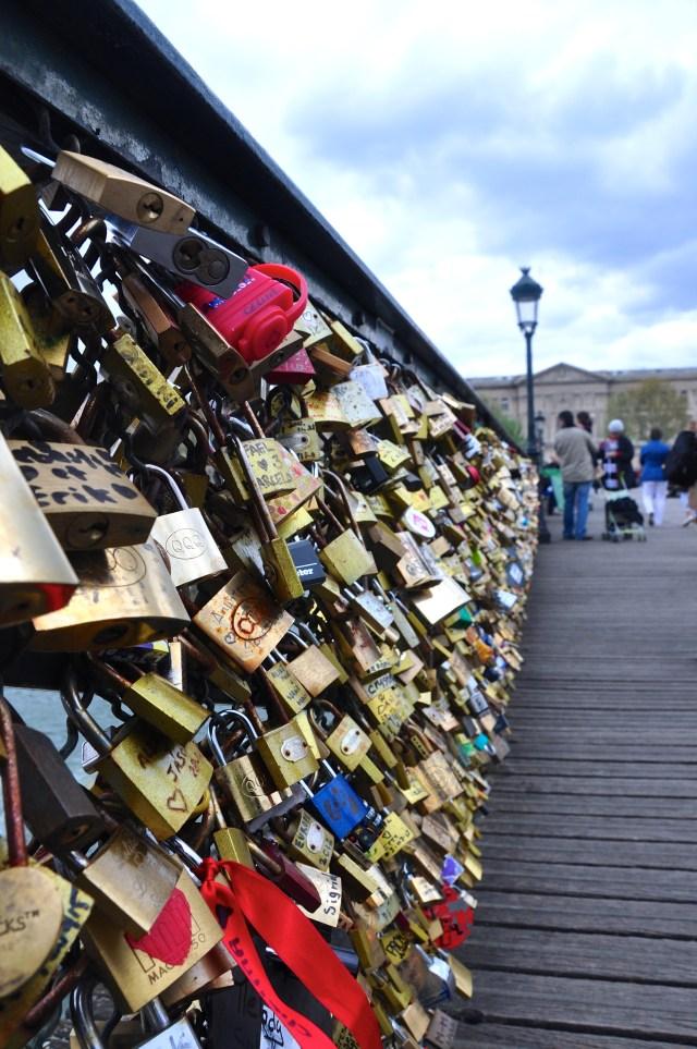 A Pont des Arts