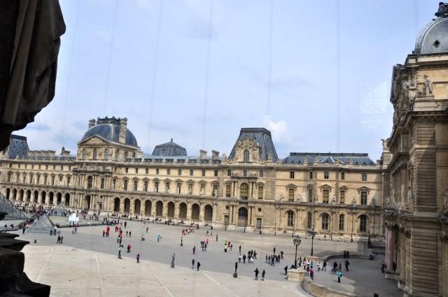 O Museu do Louvre