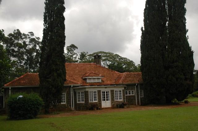 A casa museu Karen Blixen