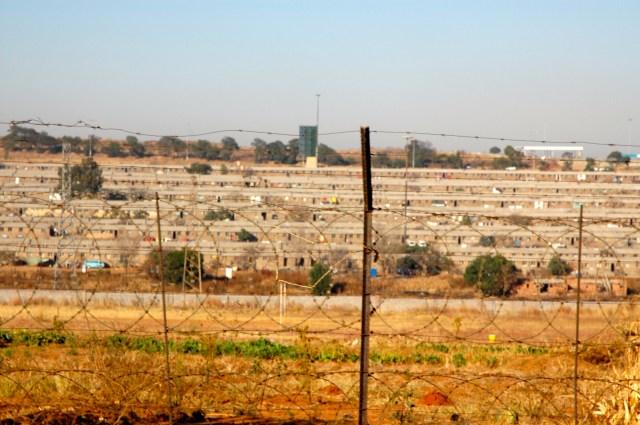 Imagens do Soweto