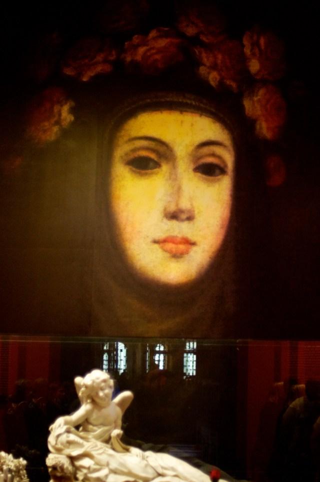 A bela Santa Rosa de Lima
