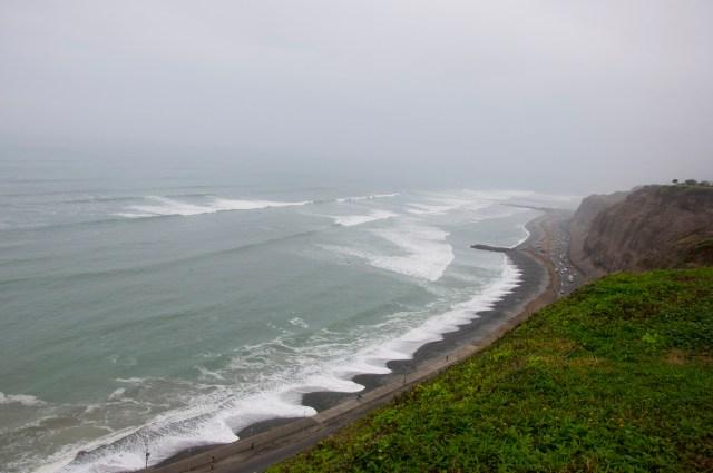 A orla de Lima