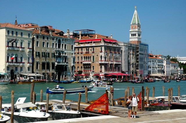 Veneza, a cidade mais improvável do mundo.