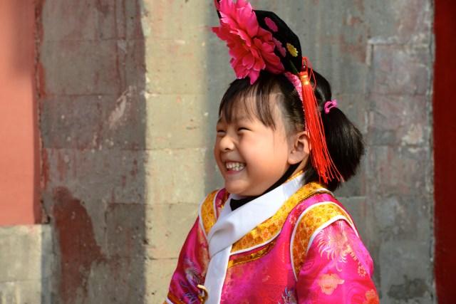 "A feliz ""nova China""."