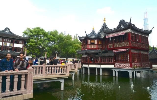 A Casa de Chá Huxingting