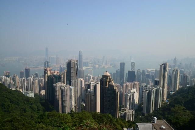 Hong Kong, a cidade vertical entre a montanha e o mar