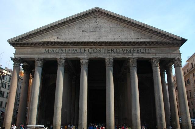 O Panteão de Agripa