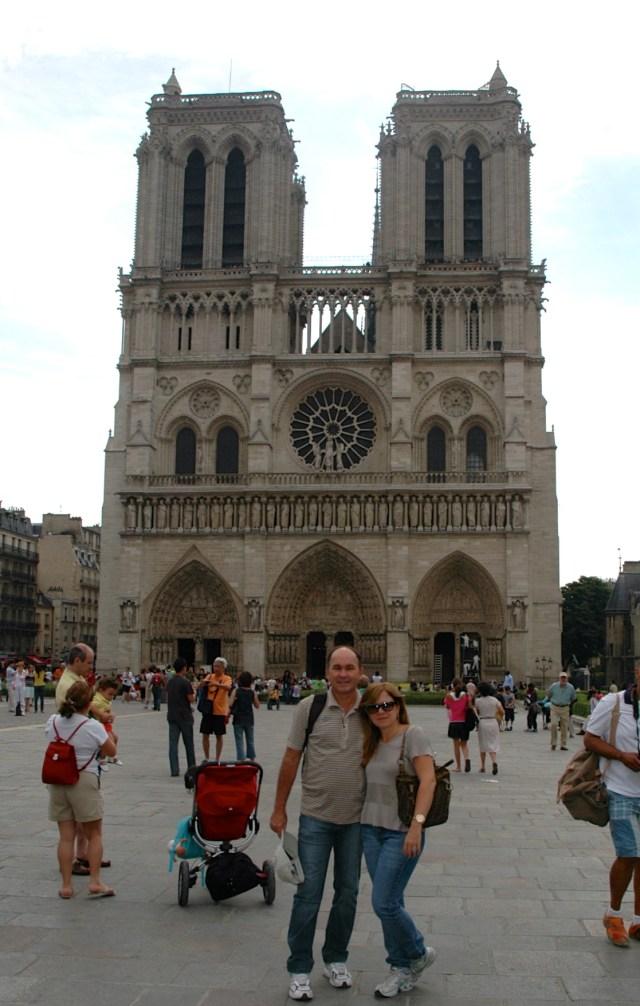A Catedral de Notre Dame