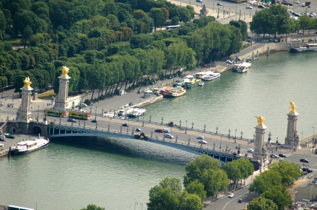 A Ponte Alexandre III