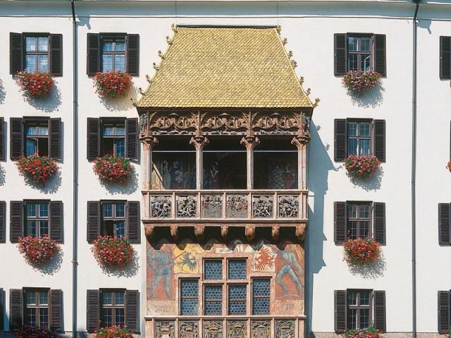 O Goldenes Dachl