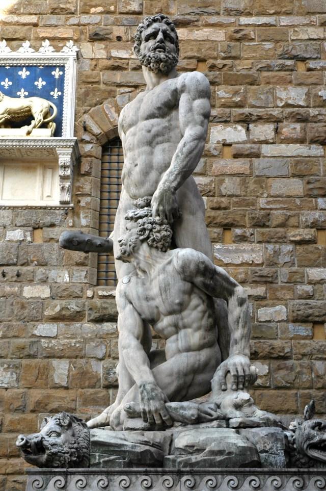 Hércules e Caco