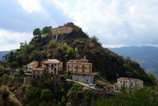 Em busca das vilas da Sicília.