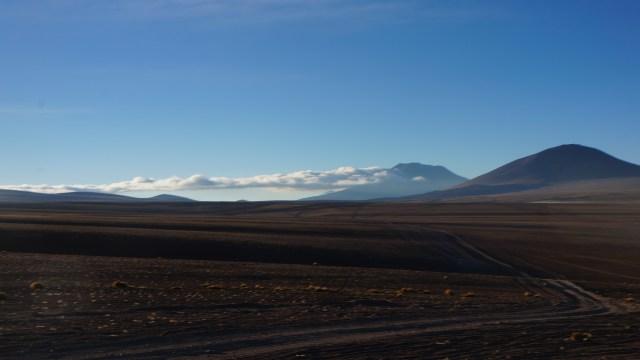 Nascer do Sol - Deserto da Bolívia