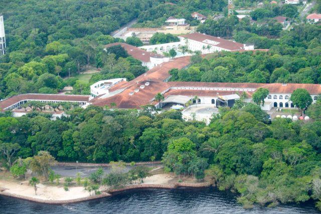 O Hotel Tropical de Manaus. - Joaquim Nery