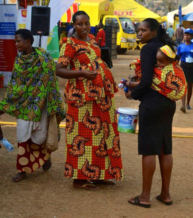 Mulheres de Ruanda
