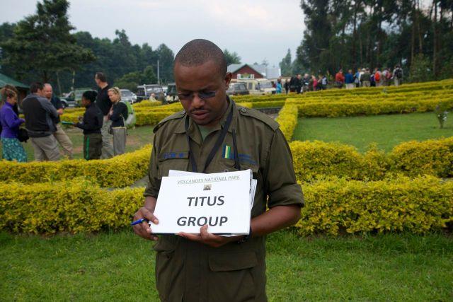Fomos informados que iríamos em busca da família dos descendentes de Titus.
