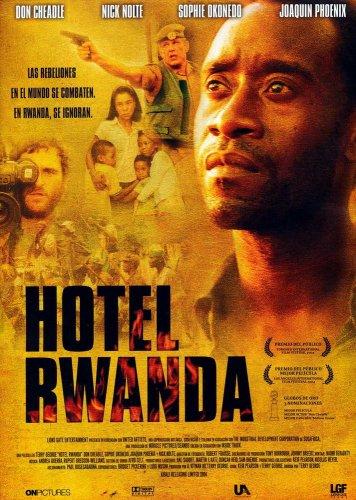 O filme Hotel Ruanda