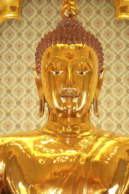 O Buda de Ouro de Bangkok