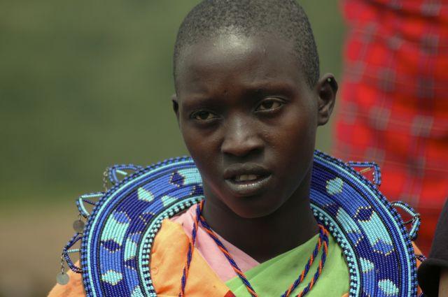 Guerreira Masai
