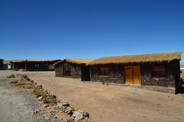 Casa típica do povoado de Socaire.