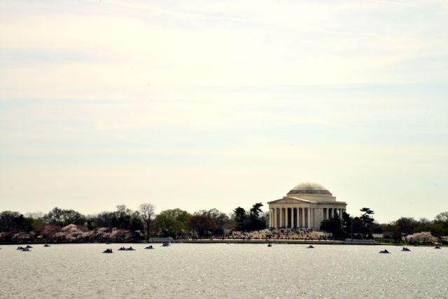 O Thomas Jefferson Memorial