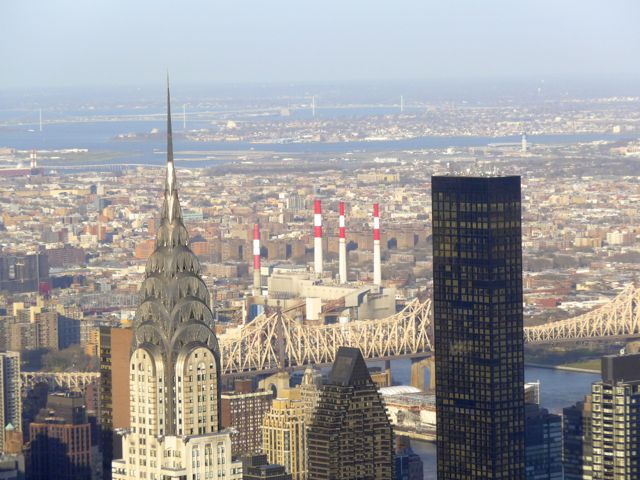 O Chrysler Building