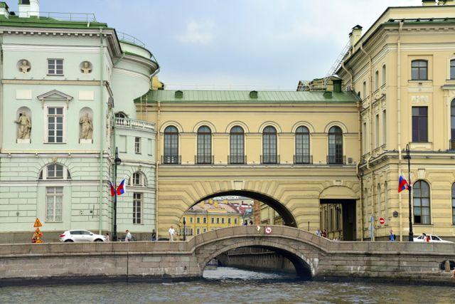São Petersburgo, a Veneza do Norte