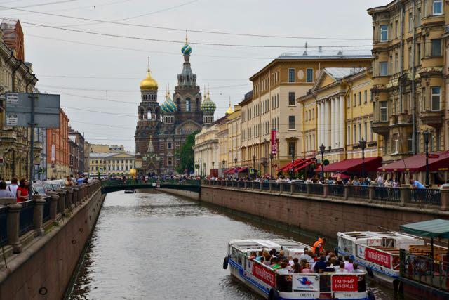 Detalhes de São Petersburgo.