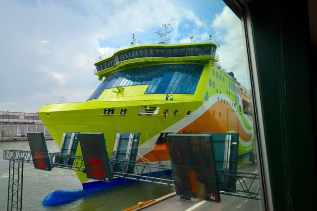 Os Ferry-boats são excelentes