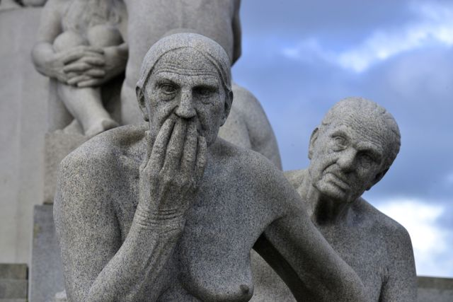 Escultura de Vigeland
