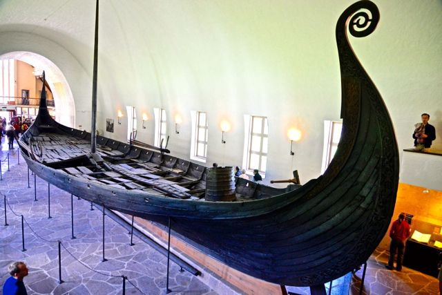 O Museu do Barco Viking