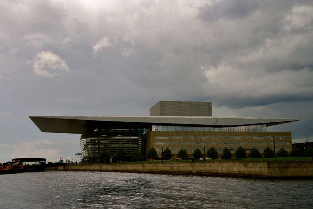 A nova Ópera de Copenhague