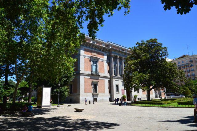 O Museu do Prado