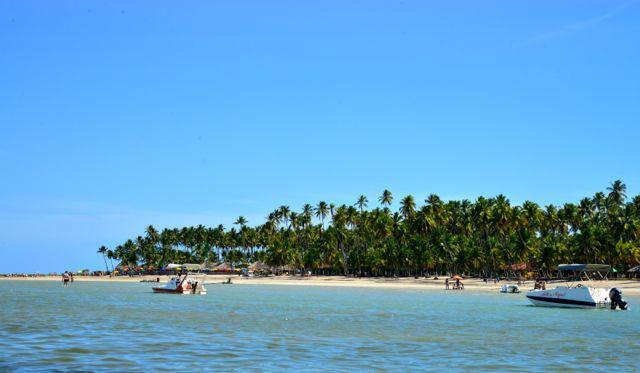 A Praia dos Carneiros