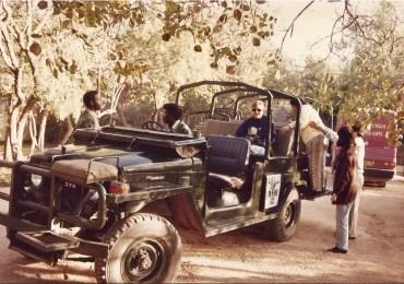 Deixando o Kruger National Park para trás
