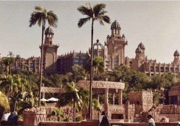 """O """"The Palace of The Lost City"""""""