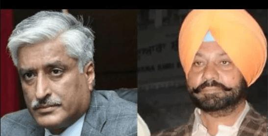 DGP Saini refuses to undergo lie-detector test - Ex IG Umranangal agrees