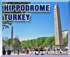umroh plus city tour turki